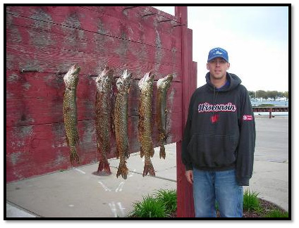 Call Us Today to Book Your Fishing Trip!