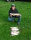 Walleye Catch - June